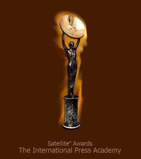 Imagen de la estatuilla de los Premios Satellite Awards