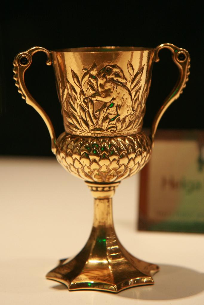 Helga Hufflepuff's Cup Helena Bonham Carter Facts