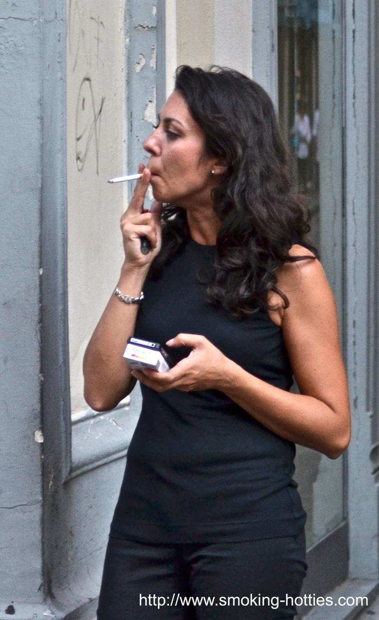 Mature smoking hotties.com hot milf