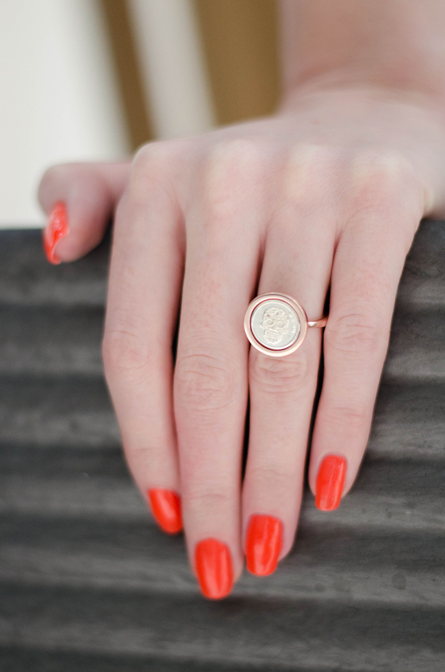 Mi Moneda Coin For Ring