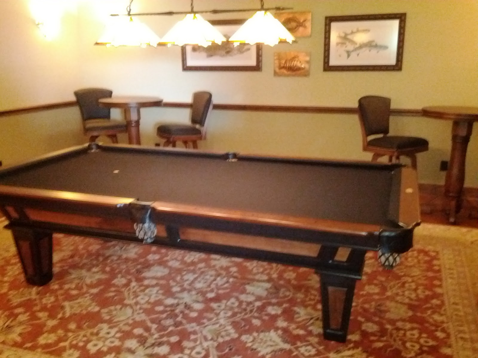 Expensive Pool Tables 9 39 Custom Pool Table From