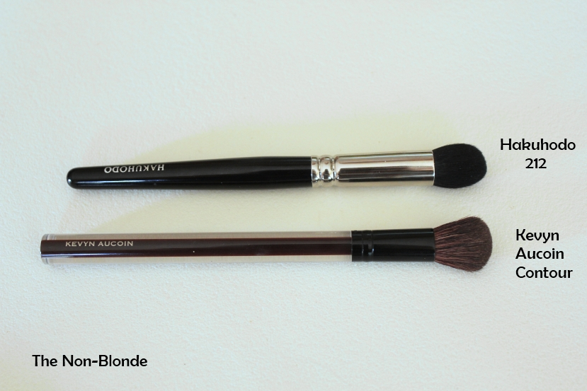 best contour brush. the other issue is that kevyn aucoin contour brush doesn\u0027t feel so good on skin. it\u0027s not horrible or scratchy, but high quality soft hair, best