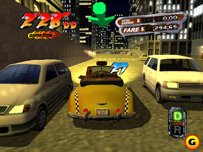 Crazy Taxi 3 pc game