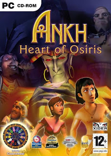 Download - Ankh II Heart of Osiris - PC - [Torrent]