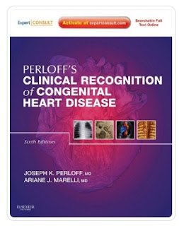 Perloff's Clinical Recognition of Congenital Heart Disease 6th Edition PDF