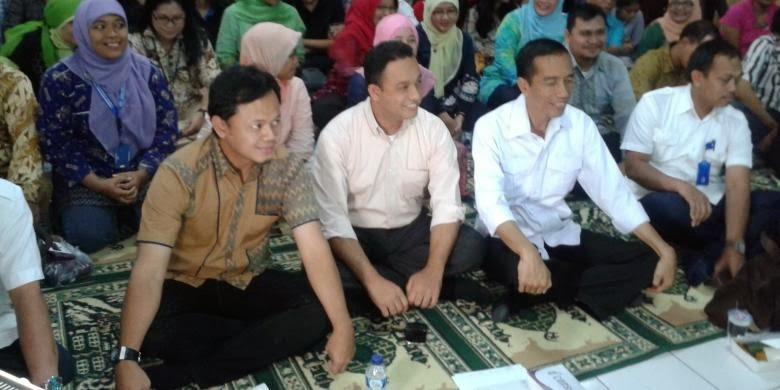 Jokowi: Salaman dengan Rakyat Jangan Cuma Mau Pemilu