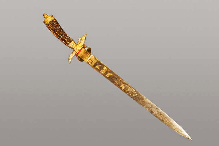 German hunting sword