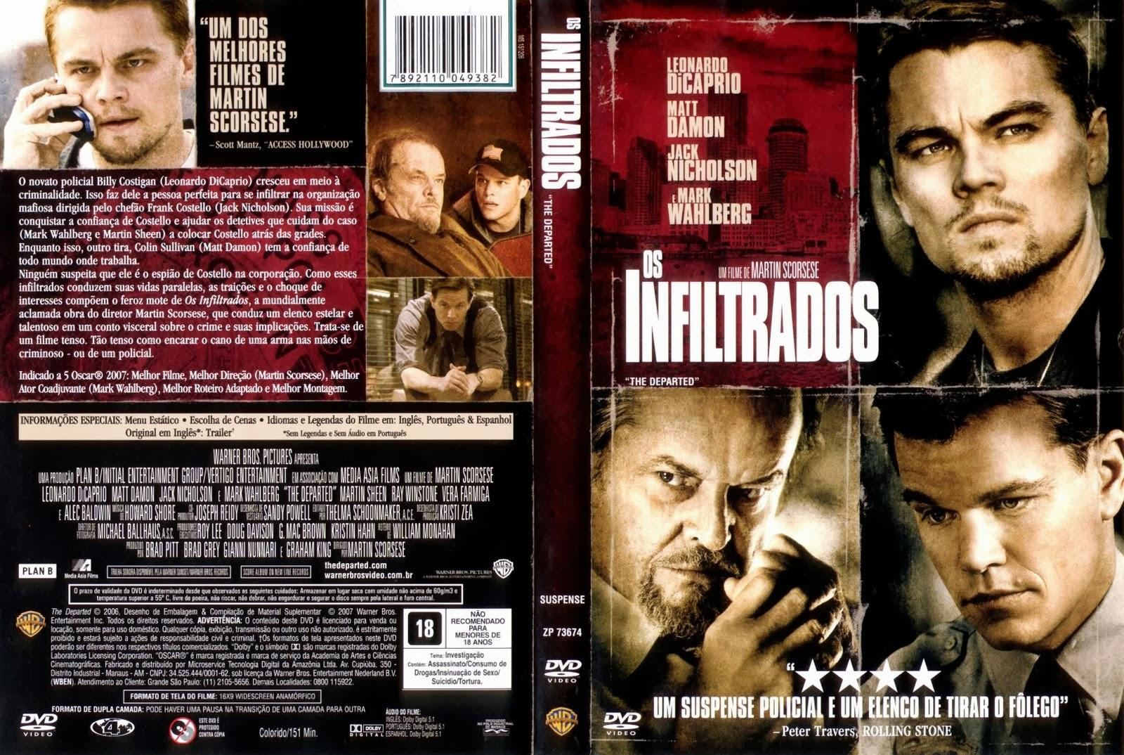 1057º - OS INFILTRADOS (2006)