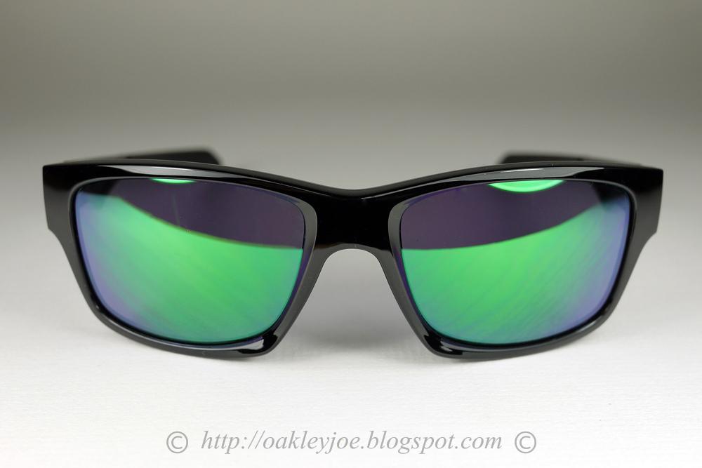Jade Iridium Oakley