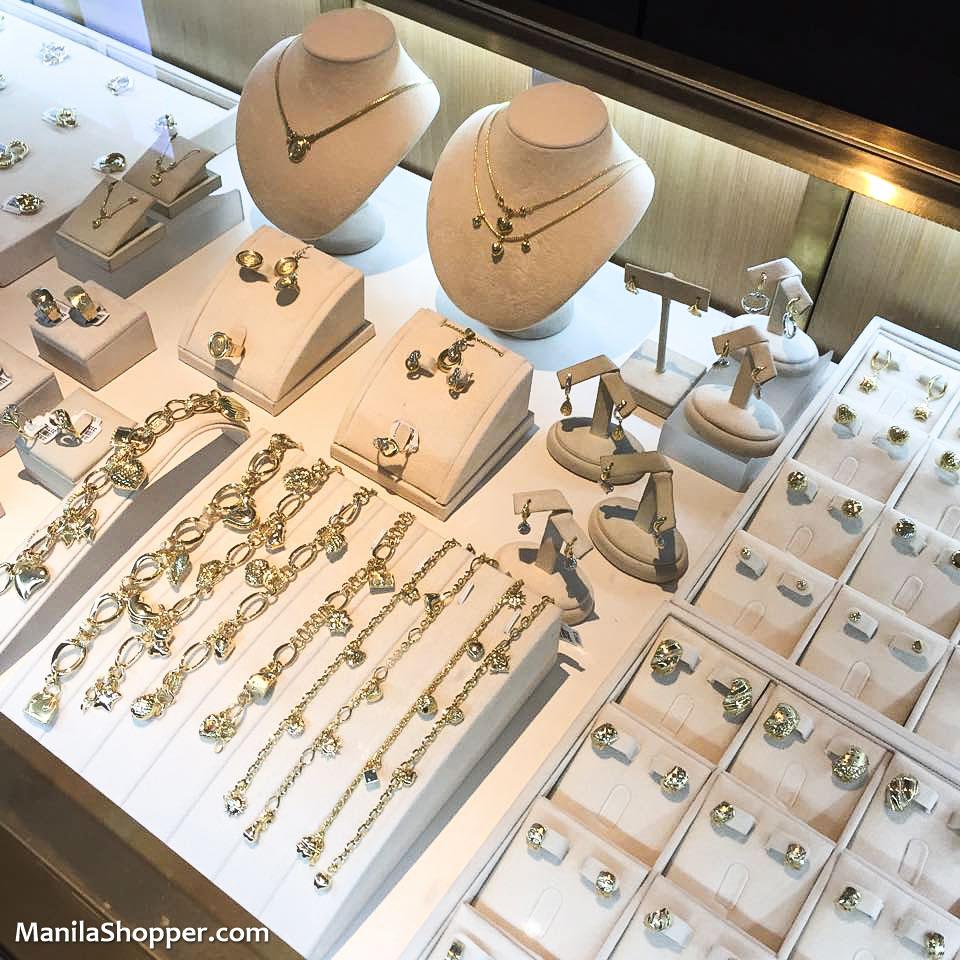 Manila Shopper Treasured finds discovered at MYGOLD SM Makati