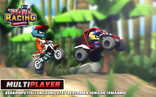 Download Mini Racing Adventures v1.6.1 Apk