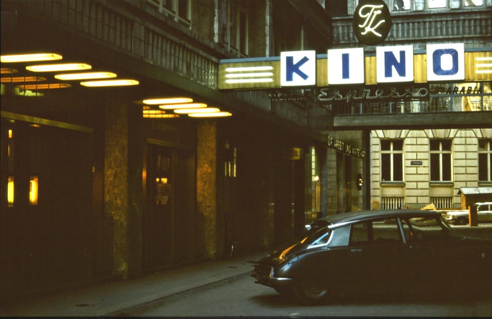 Bibcomic Tuchlauben Kino
