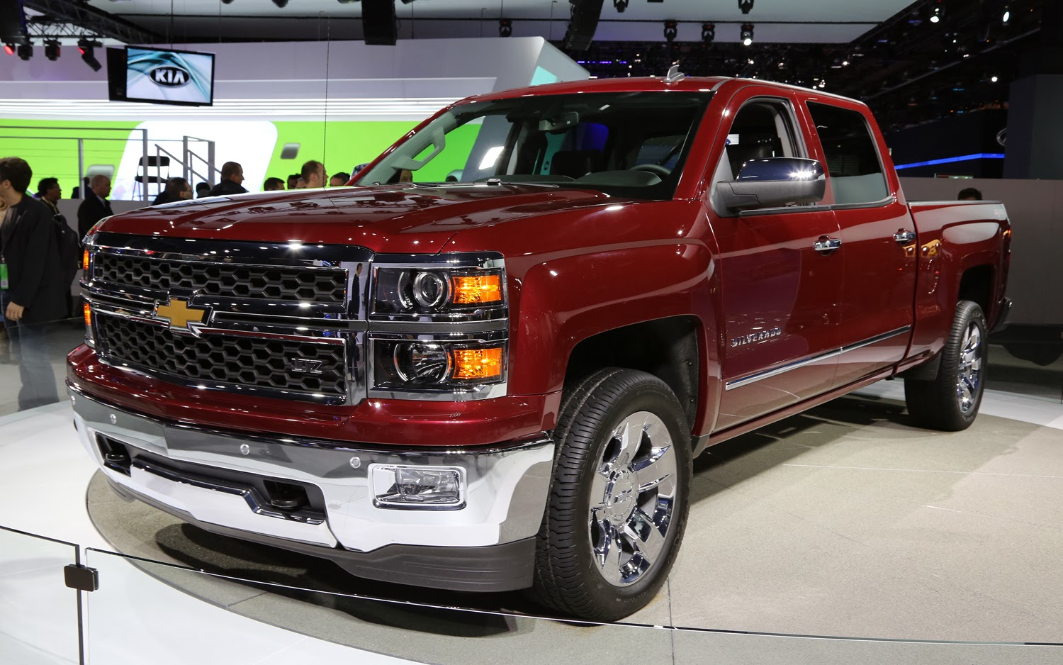news cars new chevrolet silverado model year 2014. Black Bedroom Furniture Sets. Home Design Ideas
