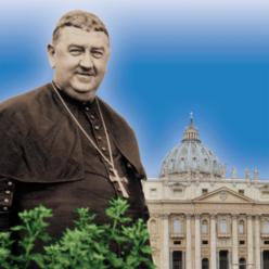 16 de octubre: Canonización de nuestro fundador!!!