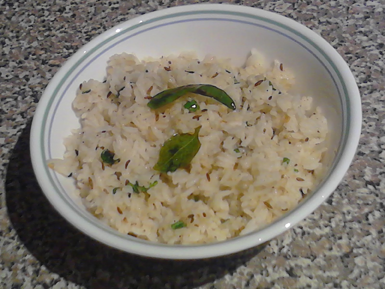 Cooking recipes - jeera rice video