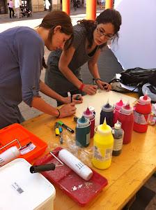 nuestras pintoras