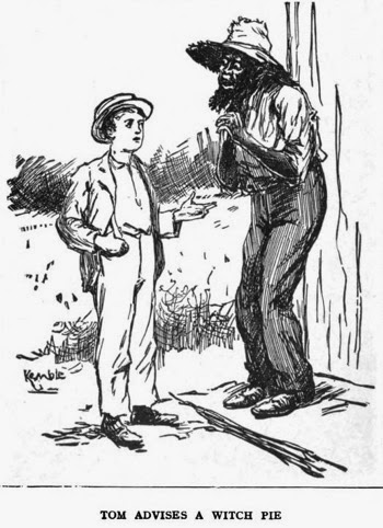 huck fin essay Mark twain's the adventures of huckleberry finn is a novel about a young boy's  coming of age in the missouri of the mid-1800's the main character.