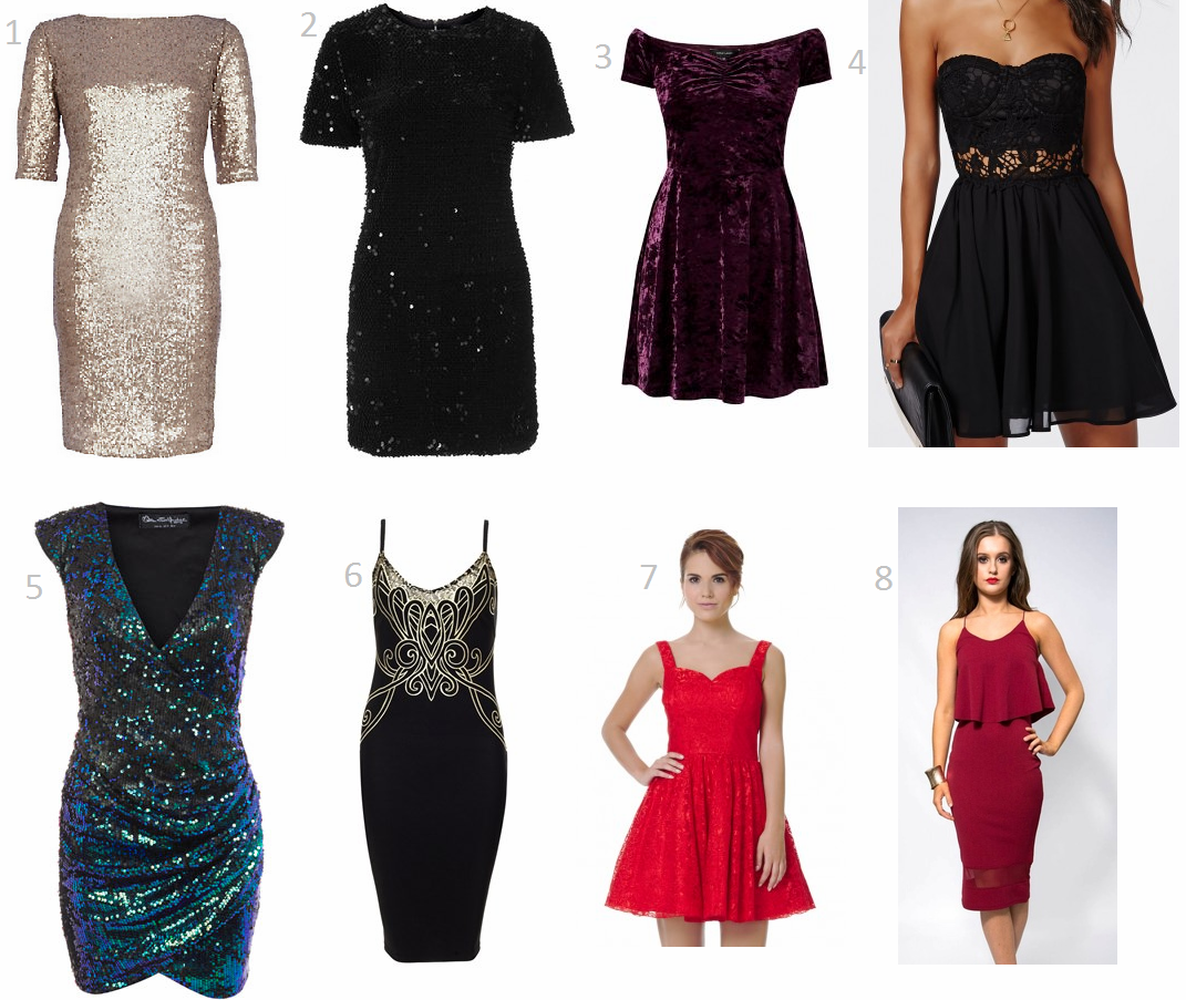 M And S Christmas Party Dresses