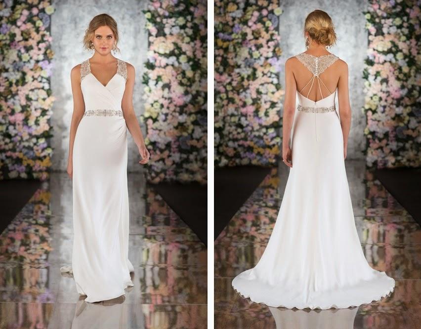 rachel´s fashion room: vestidos de novia: cortes y estilos