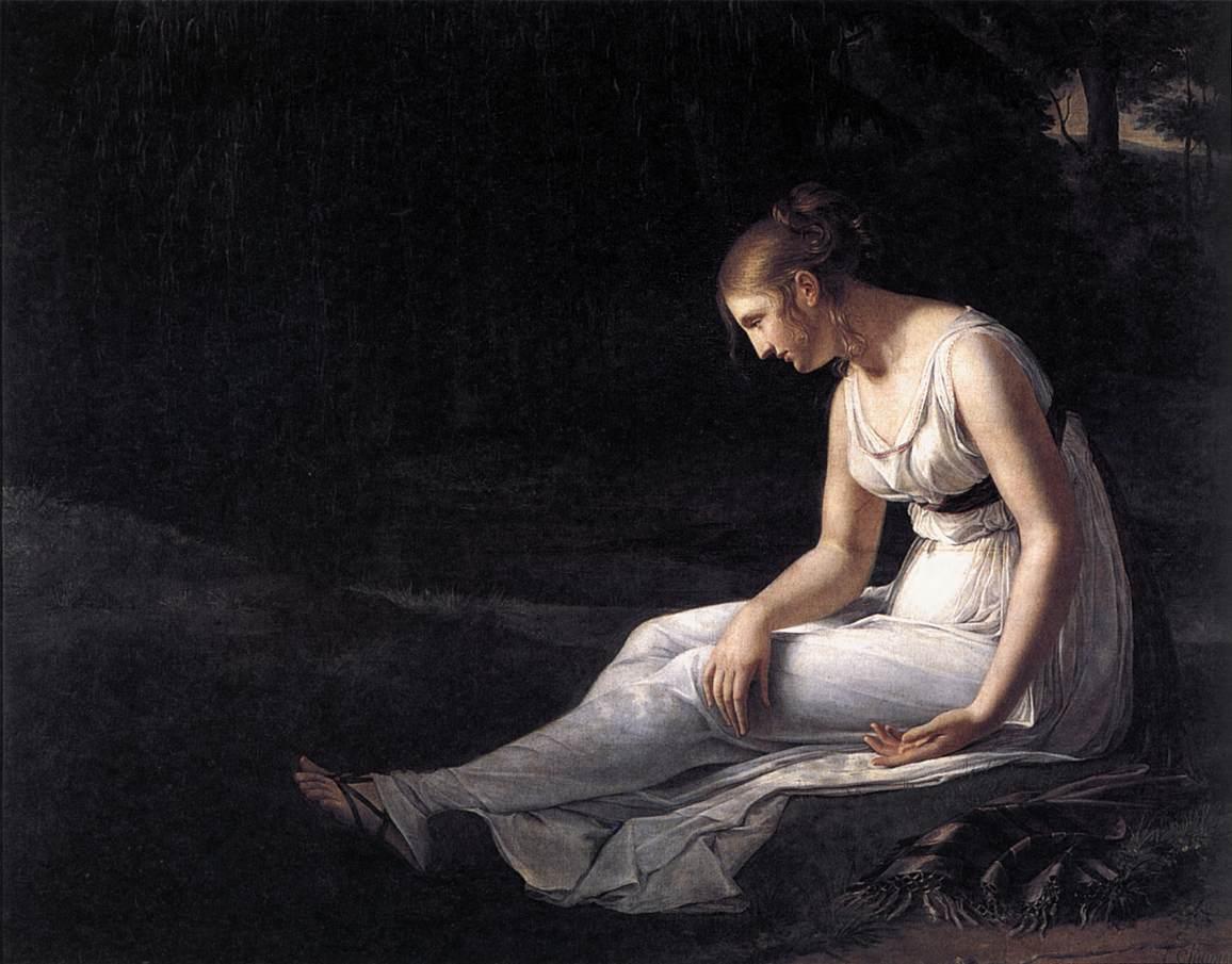 Constance Marie Charpentier melancolie