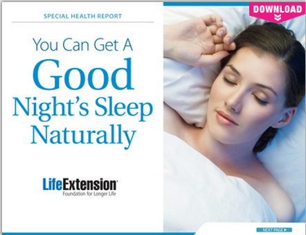 TSS Good Nights Sleep Special Report: How to Get a Good Nights Sleep Naturally