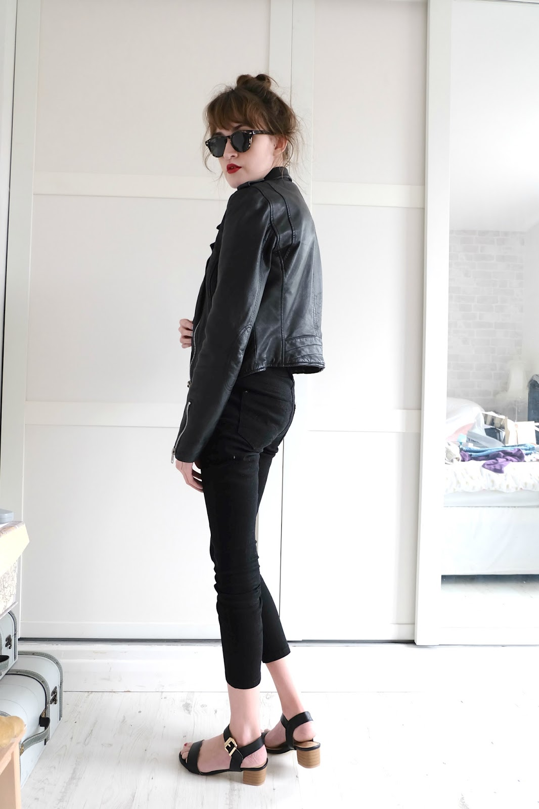 George at ADSA £10 Black Jeans review