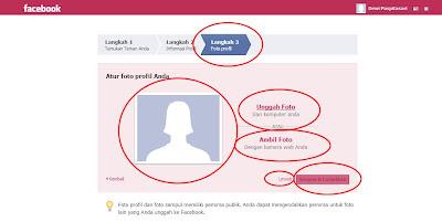 Cara Membuat Facebook (Terbaru dengan gambar)