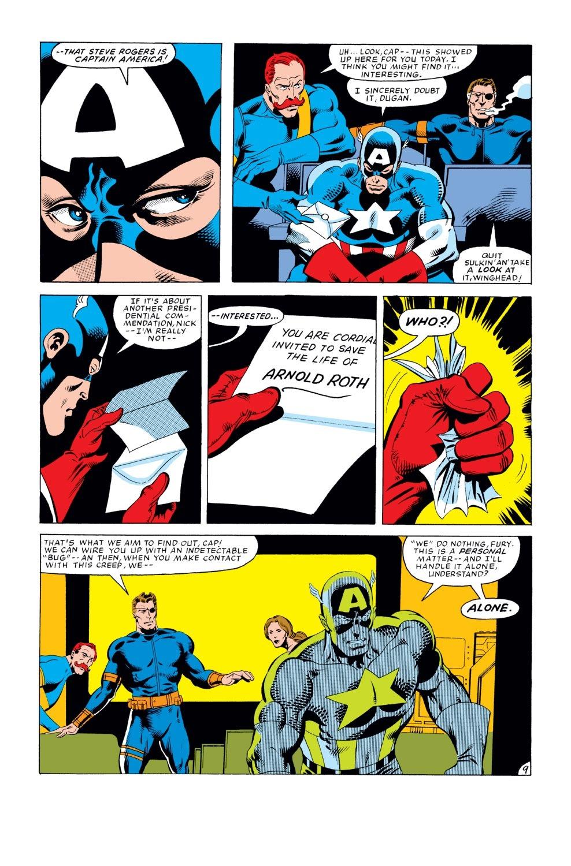 Captain America (1968) Issue #276 #192 - English 10