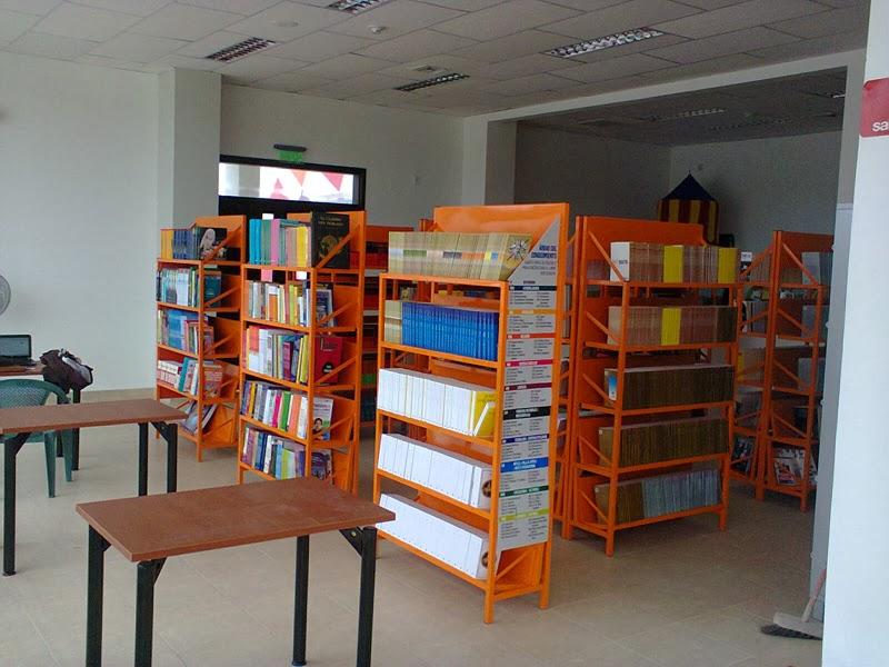 Sistema nacional de bibliotecas se implementa una nueva for Partes de una biblioteca
