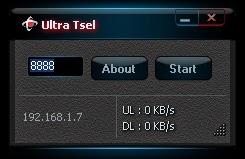 Inject Telkomsel Ultra 17 Agustus 2014