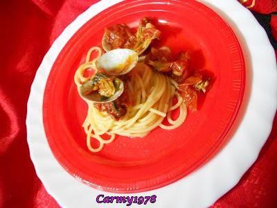 Spaghetti-con-vongole