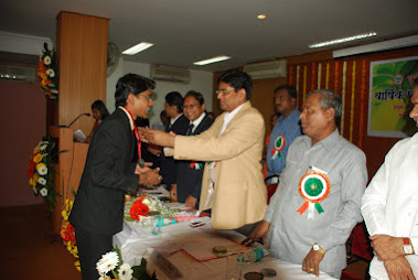 Silver Medal Award Function