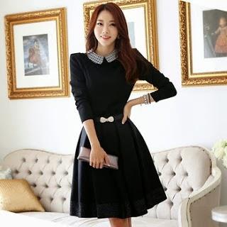 FOTO Tren Baju Korea 2014 Terbaru Model Fashion Korea Trend Terkini