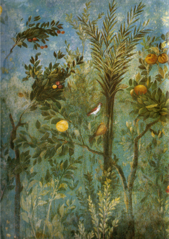 Lo stile botanico la natura entra in casa blog arredamento for Vecchi piani di casa in stile meridionale