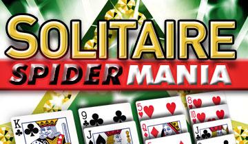 لعبة سوليتير العنكبوت SpiderMania Solitaire