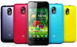 Daftar Harga Hp ZTE Android