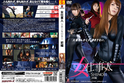 [ZARD-94] Female Assassins SHINOBI