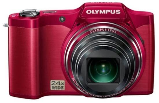 Olympus SZ 14 Compact Camera Desain Mungil Harga Murah