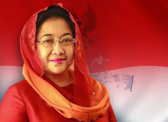 Dr (HC) Hj. Megawati Soekarnoputri Presiden RI ke-5