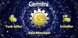 Cara Mematikan Autorun Android, Aplikasi Gemini App Manager