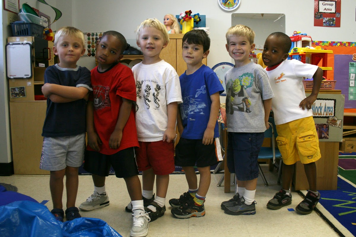 Things To Consider In A Preschool