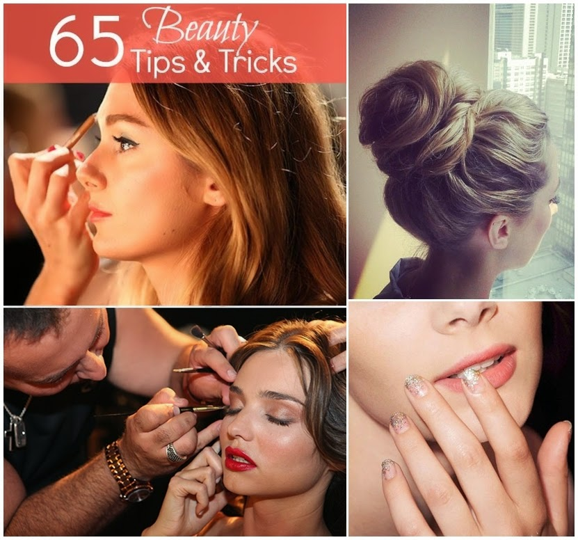 60+  Beauty Tips & Tricks Every Woman Needs to Know