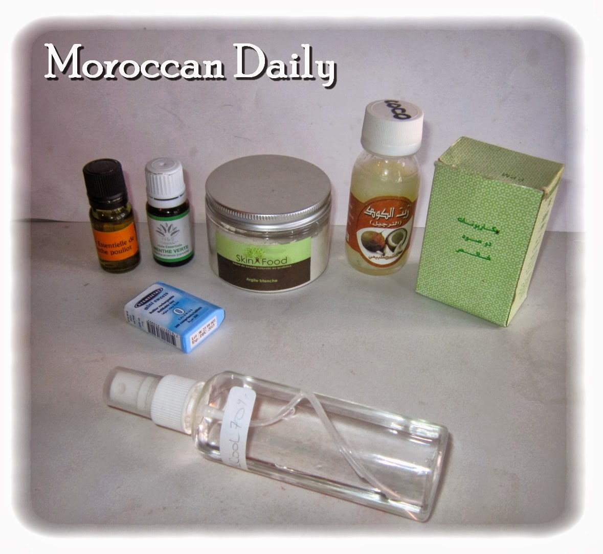 moroccan daily dentifrice 100 naturel fait maison. Black Bedroom Furniture Sets. Home Design Ideas