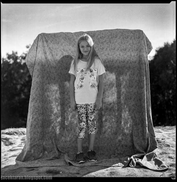 fotografia portretowa, fotografia analogowa, sredni format, kiev 88, ilford