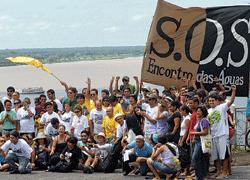 Novo! Assinar Petição Pública em favor do Encontro das Águas