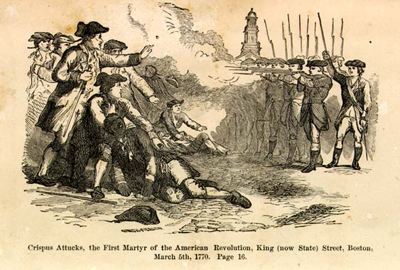 an analysis of the topic of the boston massacre Investigate this topic, for his encouragement and judicious advice 2 priscilla  wald  boston massacre of 1770 functioned as an originary narra- tive-a  rendering of how,  cultural meaning, linked to competing conceptions of ameri.