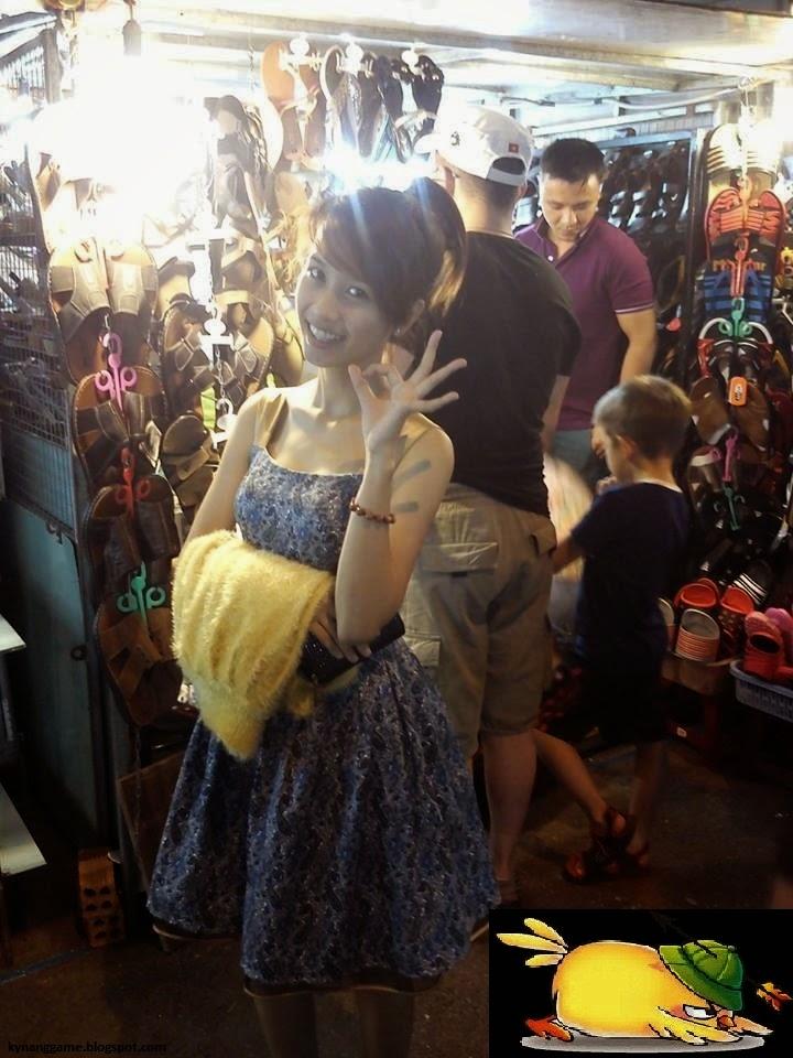 Thí sinh Nữ Hoàng Cổ Động Đào Thị Kiều Trang 3