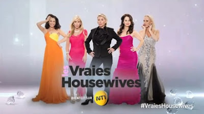 Les Vraies Housewives NT1 : Soumaya, Karine, Christina ….à Los Angeles