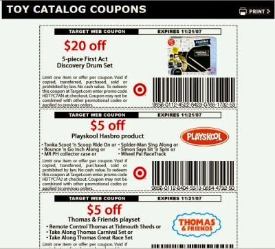 Target coupons codes