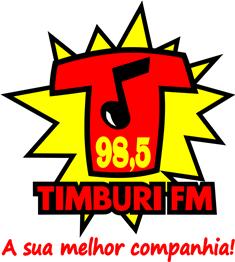 Rádio Timburi FM de Andirá PR ao vivo